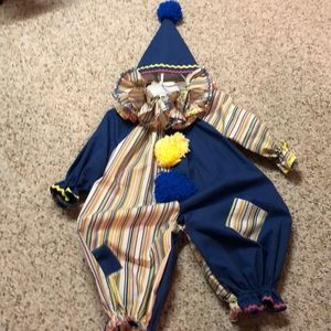 Other - Child's clown costume